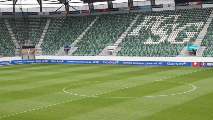 Schweiz gegen Andorra findet in St. Gallen statt