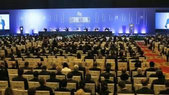 Eröffnung der 9. WTO-Konferenz (Archiv)