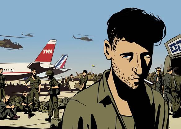 Der animierte Dokumentarfilm «Waltz with Bashir» wurde 2009 mit dem Golden Globe prämiert. Regisseur Ari Folman wird am Fantoche zu Gast sein.