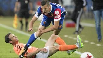 Schwache Leistung des FCB gegen Lausanne-Sport