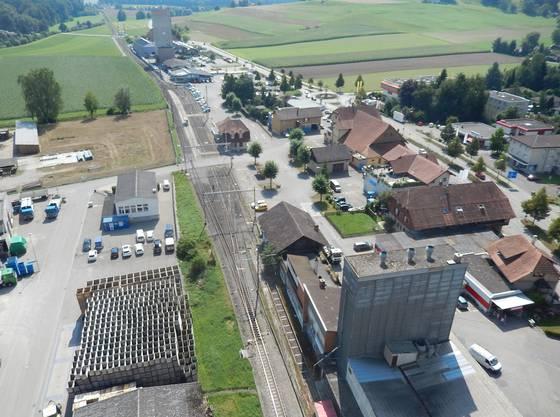 Der Bahnhof Lohn-Lüterkofen soll für 3.3Mio. Franken aufgewertet werden