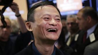 Konzerngründer Jack Ma (Archiv)