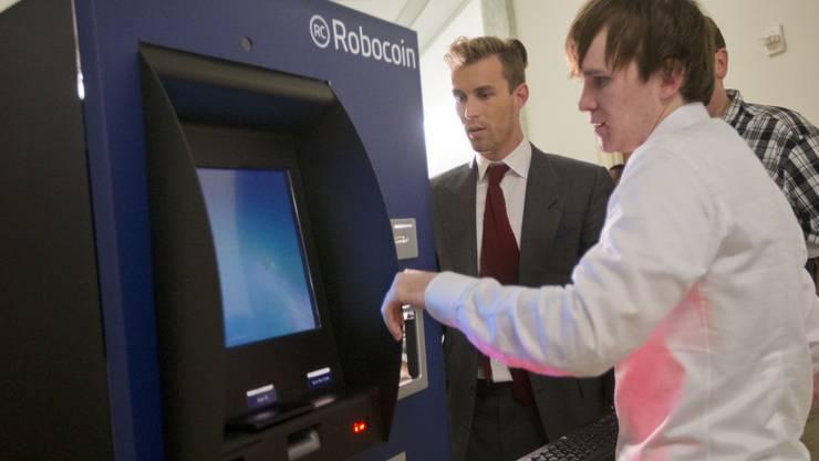 In Zürich wird das Testprojekt der Bitcoin-Automaten gestoppt.