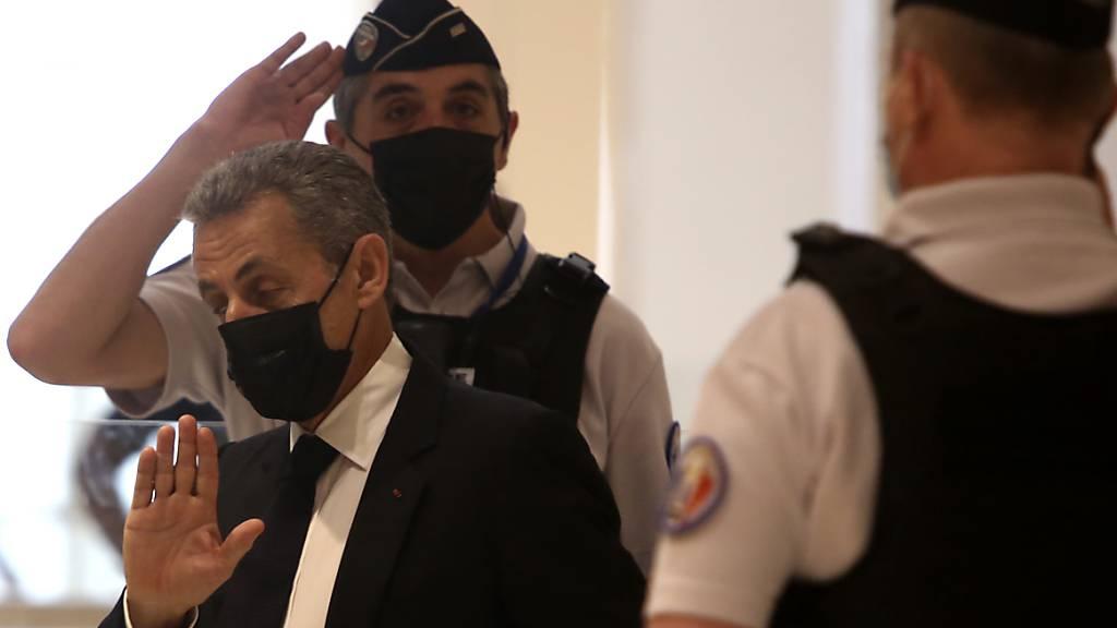 Freispruch für Sarkozy im Prozess um Wahlkampfkosten gefordert