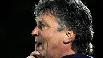 Zugs Trainer Martin Andermatt.