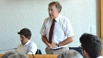 CVP/GLP-Fraktionschef Felix Keller ist stolz, dass seine Fraktion oft über Sieg oder Niederlage entscheidet.