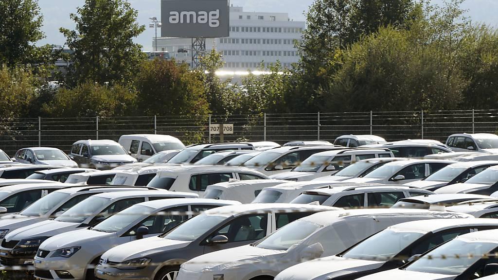 Für die Schweizer Autobranche dürften schwierige Zeiten anbrechen wegen der Coronakrise (Symbolbild).