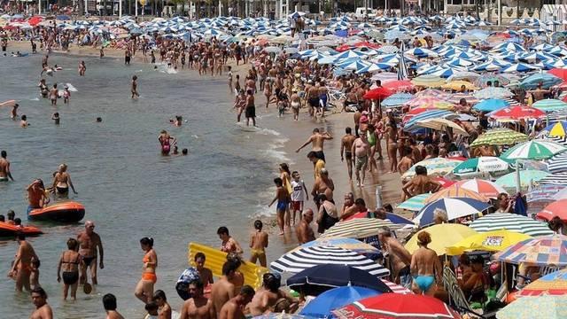 Strand bei Alicante (Archiv)