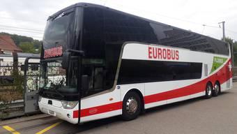 Eurobus erweitert sein Angebot – und stellt zwei Teilstrecken ein.