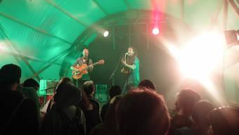 Kleinlaut-Festival 2015 in Riniken