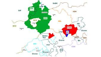 In der kleinräumigen Schweizer Stromversorgungslandschaft will die EBM mit dem Kauf der Avag vor allem wachsen.