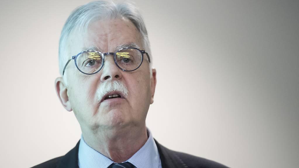 Der Direktor des Zürcher Verkehrsverbundes, Franz Kagerbauer, sagte der «NZZ» vom Dienstag, dass das Coronavirus seine Organisation überrascht habe. (Archivbild)