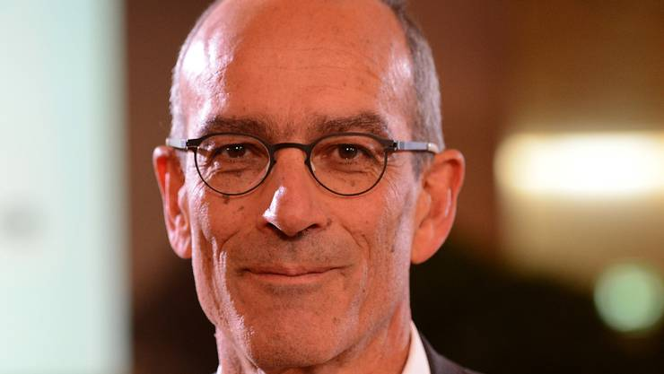 SP-Präsident Martin Lüchinger
