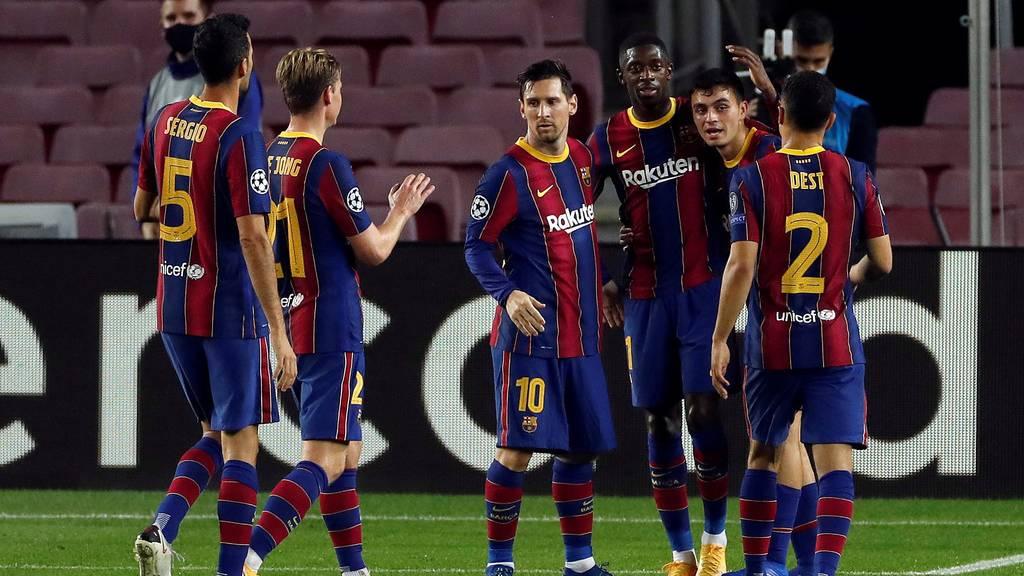 Goalie Ter Stegen und drei weitere Stars verlängern bei Barça