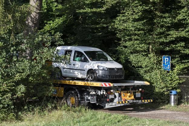 Im Juli attackierte ein 50-jähriger Mann in Schaffhausen mehrere Personen mit einer Motorsäge. Der Täter hielt die Polizei auf Trab und konnte in Thalwil festgenommen werden.