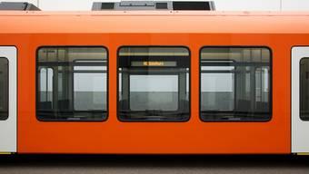 Grosse Fenster sind die Merkmale der neuen Niederflurzüge NExT.