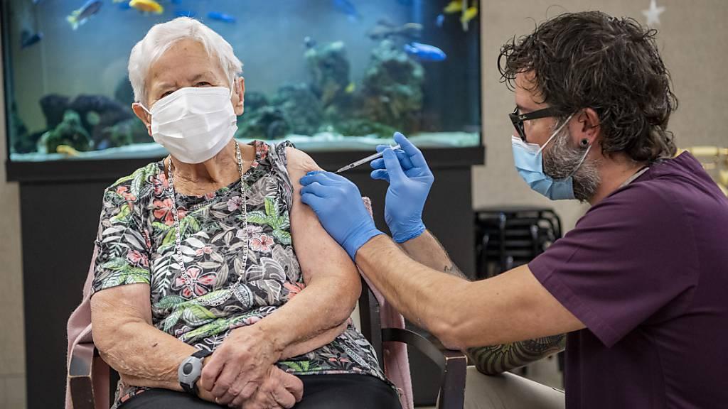 Gute Noten für Luzerner Impfkampagne