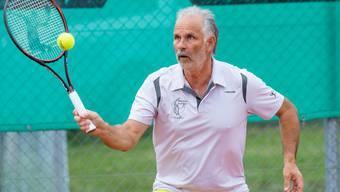 Martin Gloor wartet auf seinen ersten Titel an der Senioren Schweizer Meisterschaft.