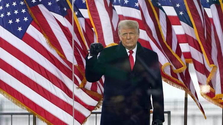 Donald Trump könnte der erste Präsident der US-Geschichte werden, der zwei Amtsenthebungsverfahren durchlaufen muss.