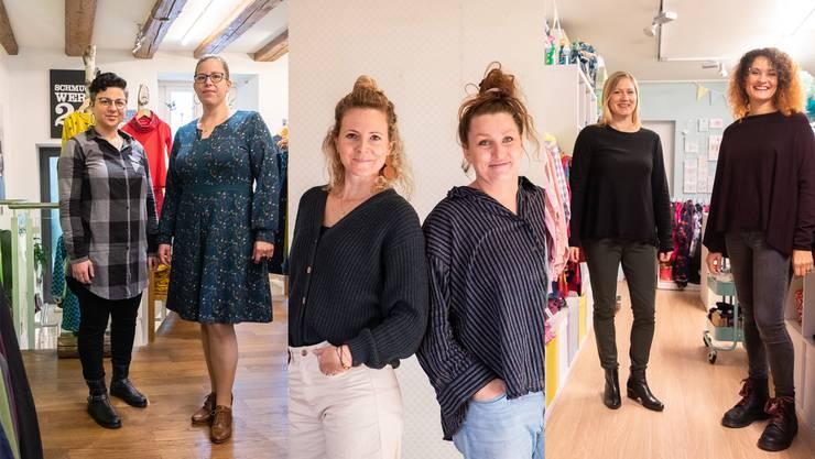 Zu Besuch bei den Frauen hinter «Joy's Choice», «Seidenkinder» und «TrèsOr».