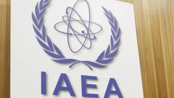 Logo der IAEA