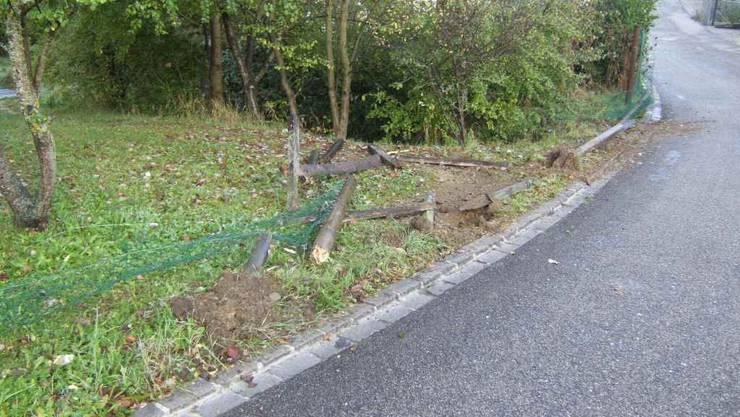 Unfall Oberdorf