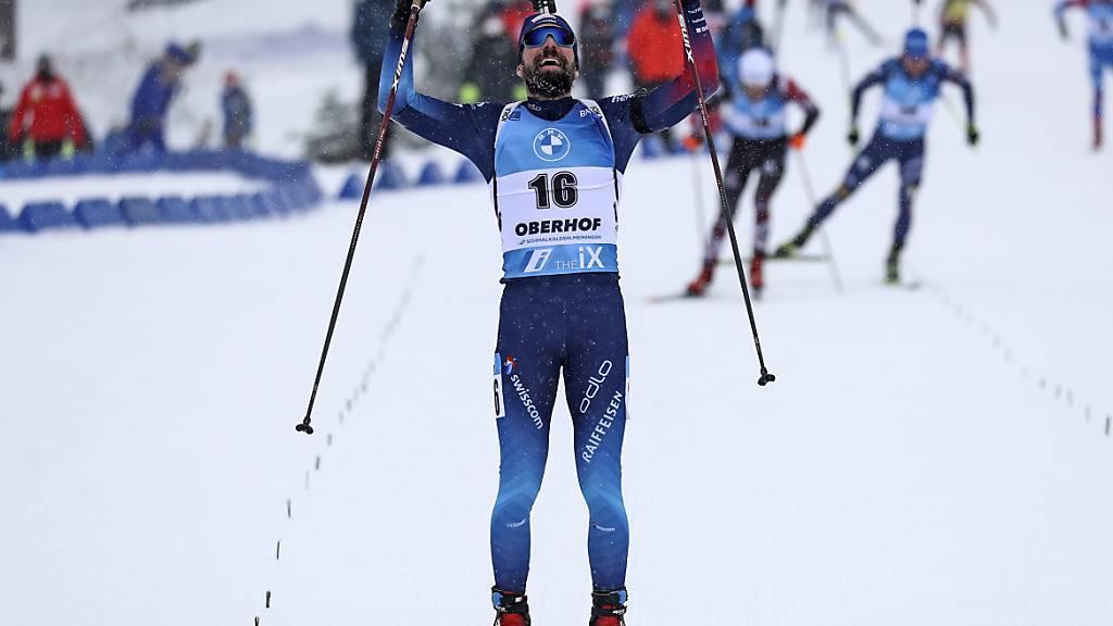 Je fünf Männer und Frauen für Biathlon-WM selektioniert