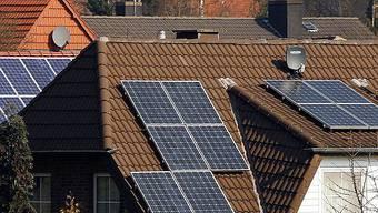 Neubauten sollen bis zum Jahr 2030 den Anforderungen der 2000-Watt-Gesellschaft entsprechen.