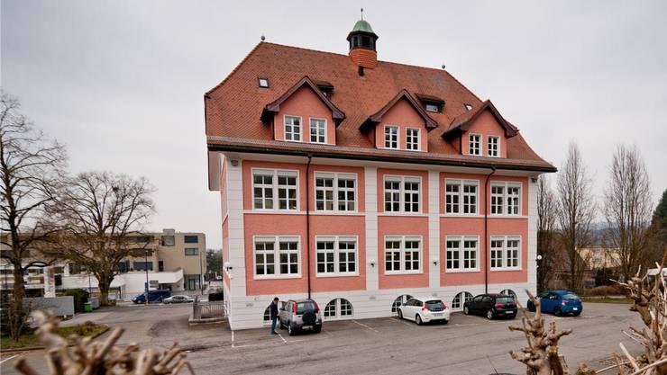 Das Gemeindehaus in Fislisbach.