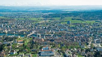 Der Juni startete in Solothurn mit einem durchaus sonnigen Pfingstmontag, doch schon am 4. setzte die erste grössere Regenperiode ein.
