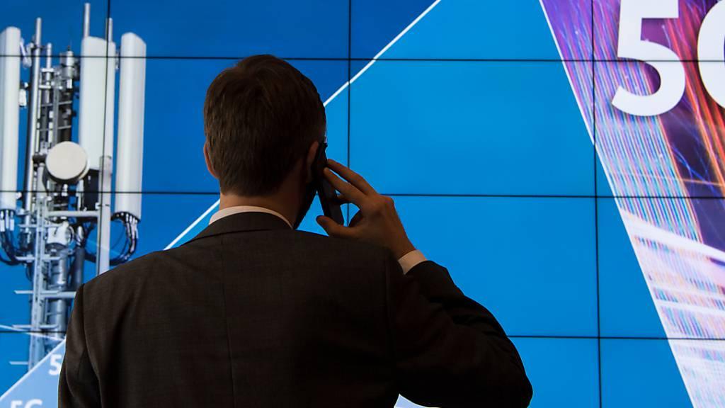 Ohne Huawei verliert Grossbritannien Führungsrolle bei 5G-Ausbau