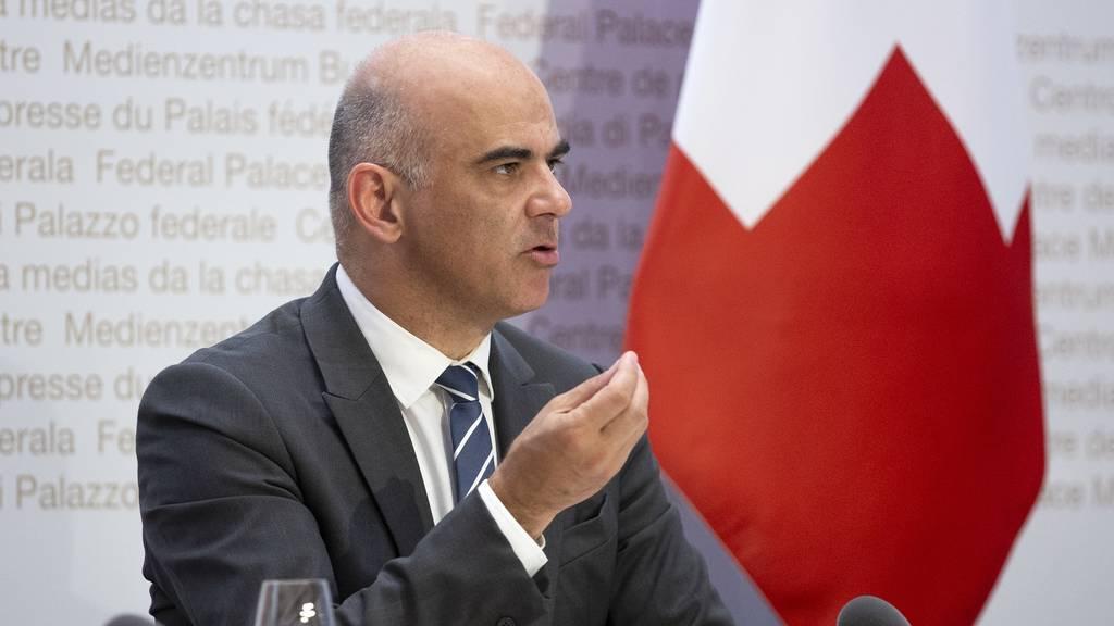«Dürfen das Erreichte nicht verspielen» – So wollen Bund und Kantone weiteren Anstieg vermeiden