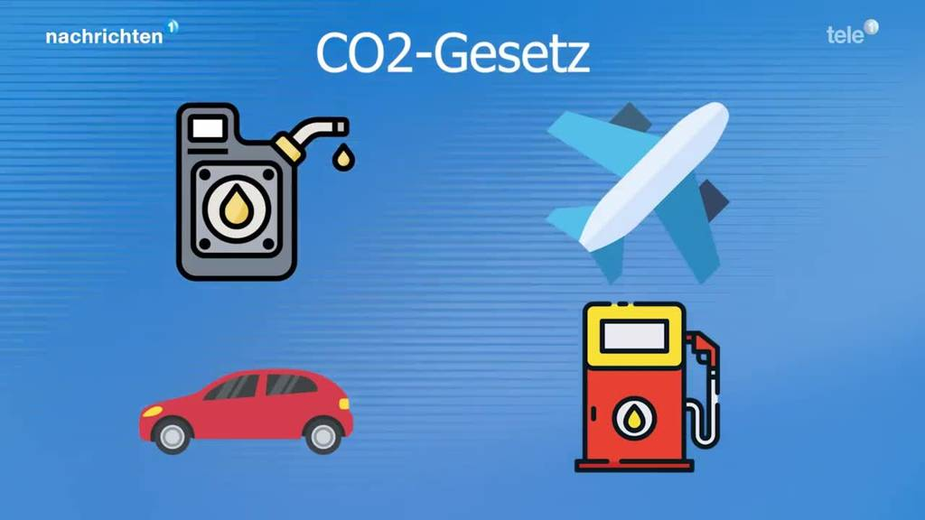 SVP glaubt nicht an Nutzen des CO2-Gesetzes