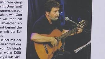 Roland Heim ist Politiker und leidenschaftlicher Sänger. Zu seinem 60. Geburtstag verwirklicht sich der Solothurner Regierungsrat gleich selbst – in Form einer Chanson-CD.