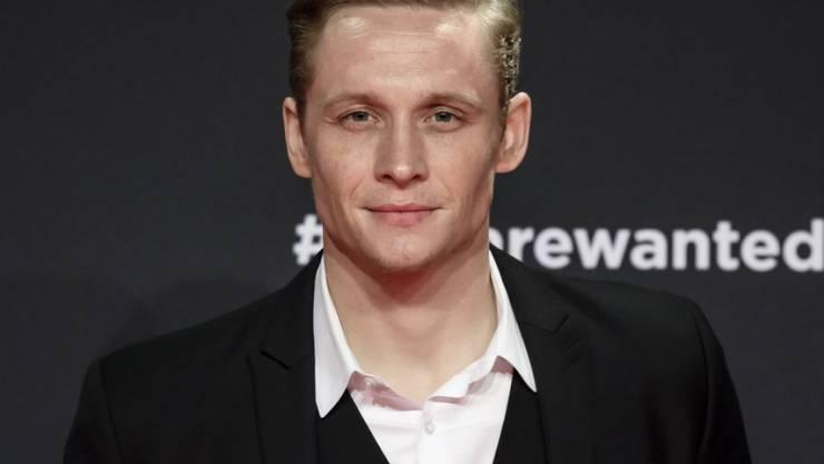 """Der deutsche Schauspieler Matthias Schweighöfer ist mit seiner neuen Serie """"You Are Wanted"""" auch in den USA präsent - und fühlt sich da ein bisschen wie Justin Timberlake. (Archivbild)"""