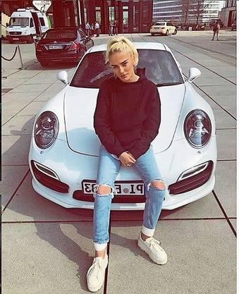 Die 24-jährige Loredana Zefi ist als Instagram-Influencerin bekannt geworden.