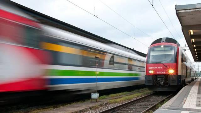Plant den Weg ins Stammland der SBB: Die SOB will ihren «Voralpen-Express» ins Tessin verlängern. Foto: HO