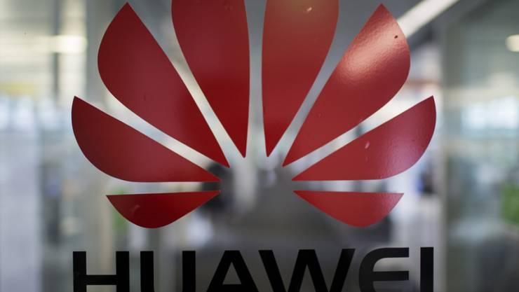 Huawei ist nach Samsung und Apple und Samsung der weltweit drittgrösste Smartphone-Hersteller. (Archiv)