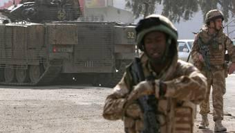 Britische Soldaten im Irak im Einsatz (Symbolbild)