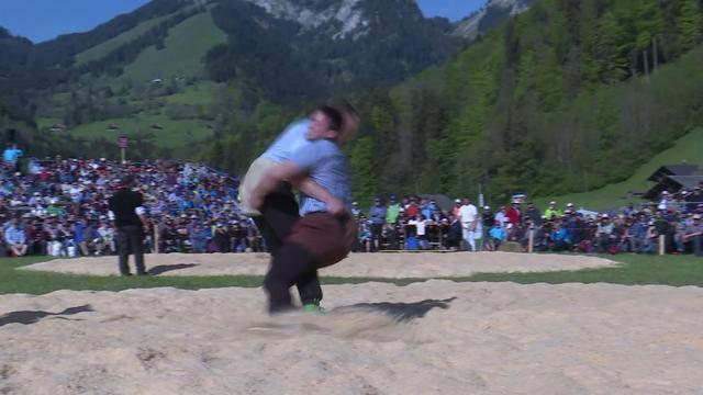 Oberländisches Schwingfest
