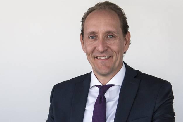 Der Schweiz-Belgier Dieter Vranckx übernimmt 2021 die Führung der Swiss.