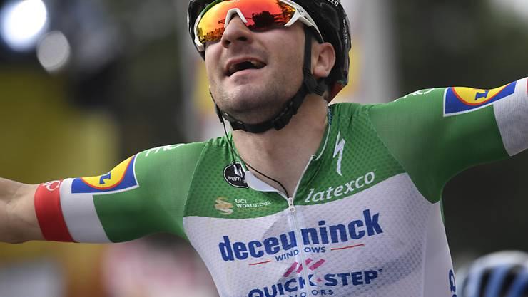 Der Italiener Elia Viviani ist der neue Europameister