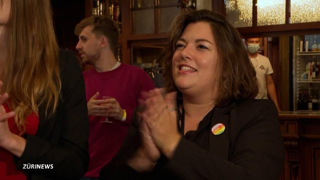 Gefühlskarussell bei Ex-Juso Präsidentin Tamara Funiciello