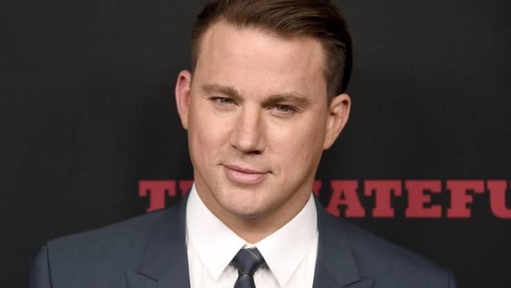 Wird bald 40: US-Schauspieler Channing Tatum fühlt sich vitaler denn je.