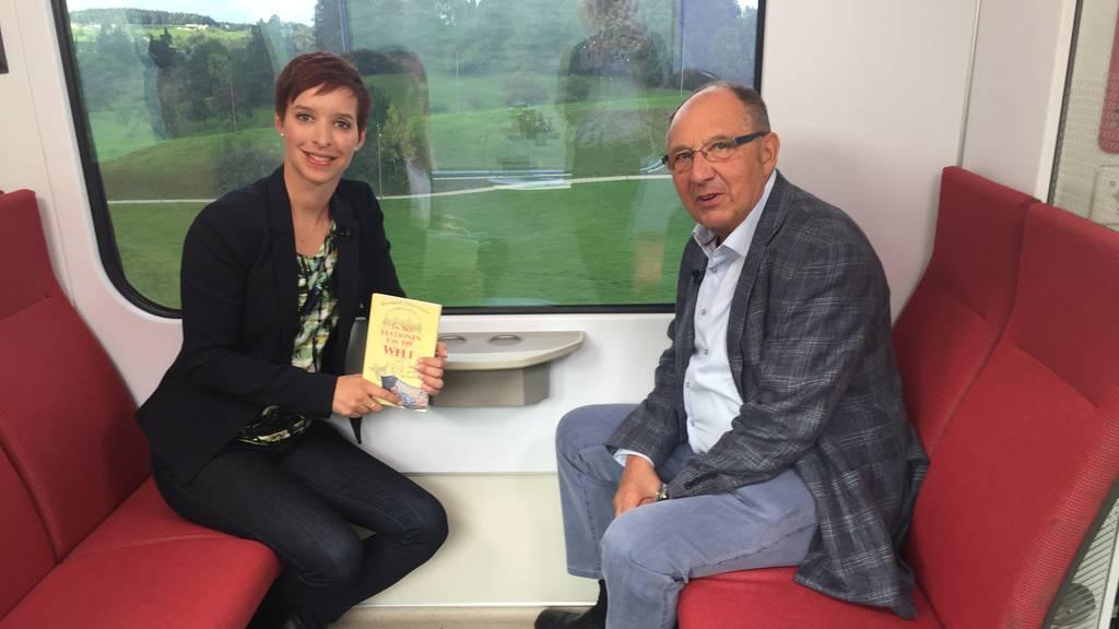 TVO geht mit Ostschweizer Promis auf Reisen