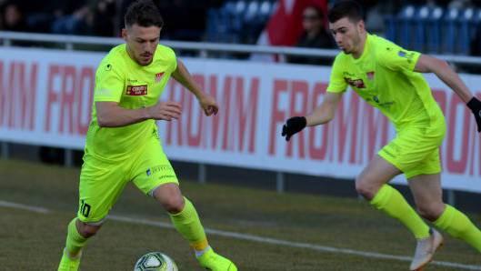Der FC Solothurn meldet sich mit einem Auswärtssieg zurück.