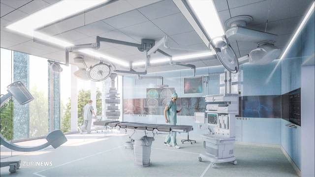 Details zum neuen Unispital