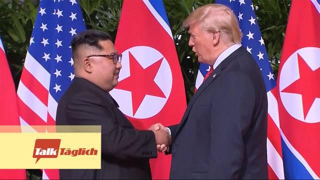 Gipfeltreffen zwischen Nordkorea und den USA
