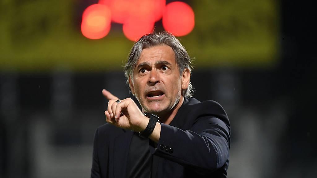 Verstärkung für Jacobacci: Nascimento Jefferson zum FC Lugano