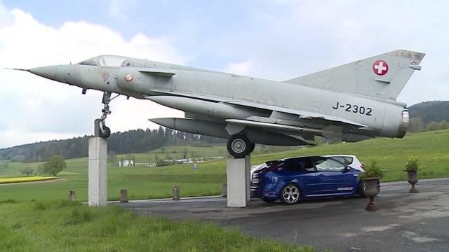 Zetzwiler Kampfjet-Vandalen stellen sich